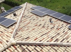 Impianto fotovoltaico 4,00 kWp Gavardo (BS)