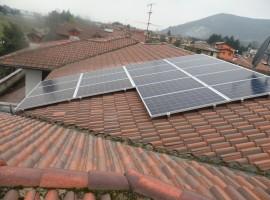 Impianto fotovoltaico 4,00 kWp Nuvolera (BS)