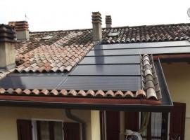 Impianto fotovoltaico 4,00 kWp Odolo (BS) caratteristiche innovative