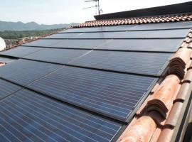 Impianto fotovoltaico 4,00 kWp Odolo (BS) innovativo