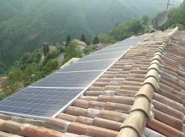Impianto fotovoltaico 4,00 kWp Pertica Bassa (BS)
