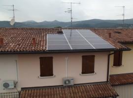 Impianto fotovoltaico 4,00 kWp Prevalle (BS) Vision