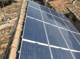 Impianto fotovoltaico 4,00 kWp Vestone (BS) ultima generazione