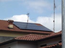 Impianto fotovoltaico 4,06 kWp Prevalle (BS)