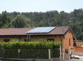 Impianto fotovoltaico 4,32 kWp Gavardo (BS)