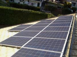 Impianto fotovoltaico 4,32 kWp Villanuova sul Clisi (BS)