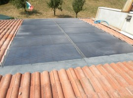 Impianto fotovoltaico 4,40 kWp Gavardo (BS) innovativo