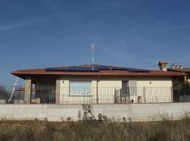 Impianto fotovoltaico 4,48 kWp Coccaglio (BS)