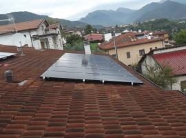 Impianto fotovoltaico 4,48 kWp Roè Volciano (BS)