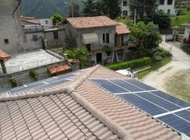 Impianto fotovoltaico 4,50 kWp Provaglio Val-Sabbia (BS)