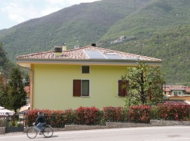 Impianto fotovoltaico 4,50 kWp Roè Volciano (BS)