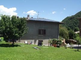 Impianto fotovoltaico 4,50 kWp Vestone (BS) Vision