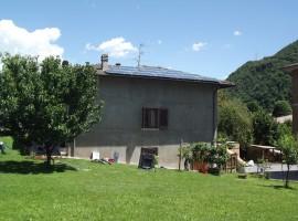 Impianto fotovoltaico 4,50 kWp Vestone (BS) ultima generazione