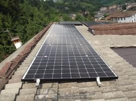 Impianto fotovoltaico 4,64 kWp Vestone (BS)