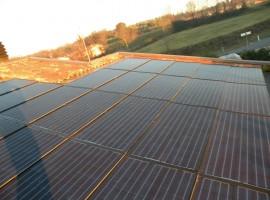 Impianto fotovoltaico 4,68 kWp innovativo