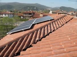Impianto fotovoltaico 4,70 kWp Prevalle (BS)
