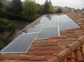 Impianto fotovoltaico 4,80 kWp Calvagese della Riviera (BS)