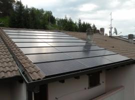 Impianto fotovoltaico 4,80 kWp Casto (BS)