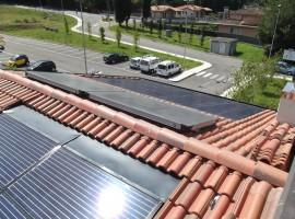 Impianto fotovoltaico 4,80 kWp Gavardo (BS) Caratt. innovative