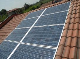 Impianto fotovoltaico 4,80 kWp Gavardo (BS)