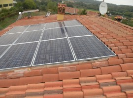 Impianto fotovoltaico 4,80 kWp Muscoline (BS)