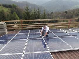 Impianto fotovoltaico 4,80 kWp Pertica Alta (BS) ultima generazione