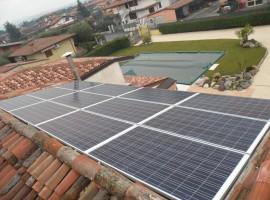 Impianto fotovoltaico 4,80 kWp Prevalle (BS)