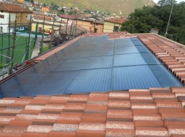 Impianto fotovoltaico 4,80 kWp Vobarno (BS) innovativo