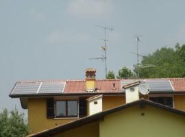 Impianto fotovoltaico 5,00 Mazzano (BS)