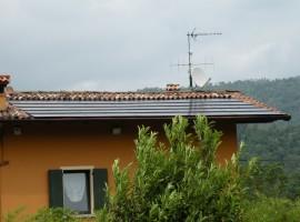 Impianto fotovoltaico 5,00 kWp Agnosine (BS) innovativo