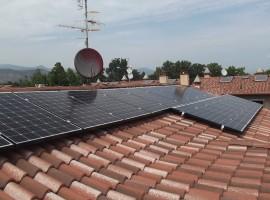 Impianto fotovoltaico 5,00 kWp Mazzano (BS)