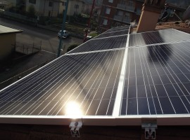 Impianto fotovoltaico 5,00 kWp Sabbio Chiese (BS)