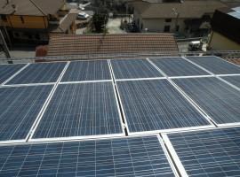 Impianto fotovoltaico 5,17 kWp Lumezzane (BS)