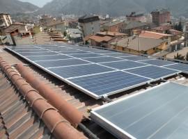 Impianto fotovoltaico 5,17 kWp Lumezzane(BS)