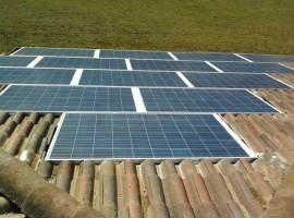 Impianto fotovoltaico 5,17 kWp Sabbio Chiese (BS)