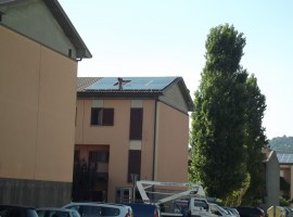 Impianto fotovoltaico 5,22 kWp Brescia (BS)