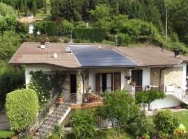 Impianto fotovoltaico 5,40 kWp Vestone (BS)