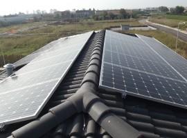 Impianto fotovoltaico 5,75 kWp Coccaglio (BS)