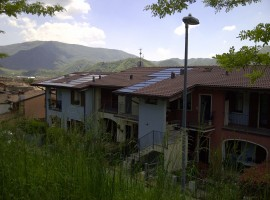 Impianto fotovoltaico 5,85 kWp Sabbio Chiese (BS) innovativo