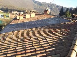 Impianto fotovoltaico 5,985 kWp Sabbio Chiese (BS)