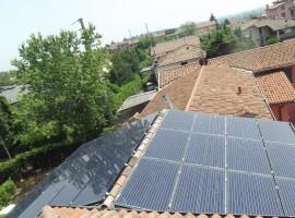 Impianto fotovoltaico 6,00 kWp Bedizzole (BS) Utima generazione