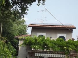 Impianto fotovoltaico 6,00 kWp Calcinato (BS)