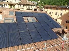 Impianto fotovoltaico 6,00 kWp Casto (BS) ultima generazione