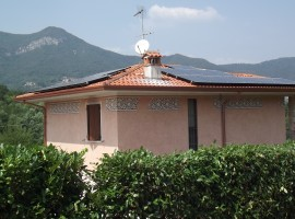 Impianto fotovoltaico 6,00 kWp Gavardo (BS)