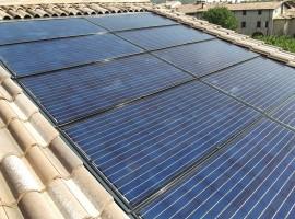 Impianto fotovoltaico 6,00 kWp Gavardo (BS) caratt. innovative