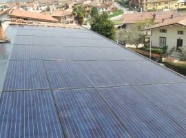 Impianto fotovoltaico 6,00 kWp Gavardo (BS) innovativo
