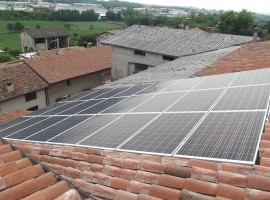 Impianto fotovoltaico 6,00 kWp Muscoline (BS)