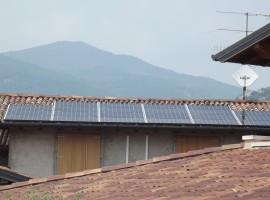 Impianto fotovoltaico 6,00 kWp Prevalle (BS)