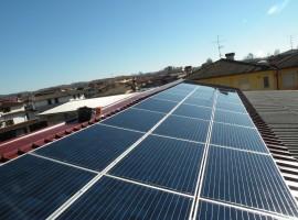 Impianto fotovoltaico 6,00 kWp Prevalle (BS) Ultima generazione