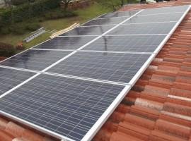 Impianto fotovoltaico 6,00 kWp Rodengo Saiano (BS)